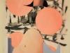 Biratoni - senza titolo 2016 - collage e tecnica mista su carta cm 33x24 - con pass 48x39