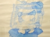 Gianni Dessi - China suite-sculture d'acqua - pigmento su carta cinese cm 138x68