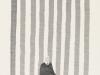 Marco Neri - Passante incrociato - Forestiero 2011 - acquerello e collage su carta cm 42x29 - 3