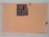 Peroli - Novelli a Piazzale Loreto 2010 - collage e tecnica mista su carta millimetrata - cm 21x29,5 - con pass 36x44,5