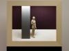 Peter Demetz - expectation - 2015 tiglio acrilico LED - cm 55x65