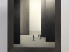 Peter Demetz - una nuova città  2015 -  MDF tiglio acrilico e LED cm 70x60x19,5 coyrtesy Art Forum contemporary - Bologna